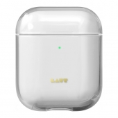 Laut Crystal X Case for AirPods, Clear (L_AP_CX_UC)