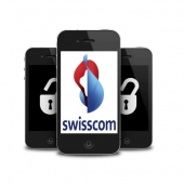 Swisscom Switzerland  2G / 3G / 3GS / 4 / 4S / 5