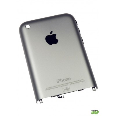 Задняя панель корпуса для Apple iPhone 2G silver