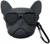 Чехол для AirPods Bulldog Black