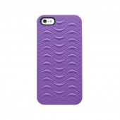 Odoyo SHARKSKIN GRAPE PURPLE for iPhone 5/5S (PH360GP)