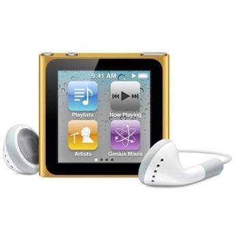 Apple iPod Nano 8Gb Orange