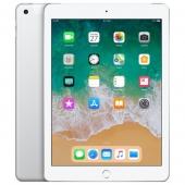 Б/У Apple iPad 2018 128GB Wi-Fi + Cellular Silver (MR732) - витринный вариант