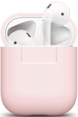 Elago Silicone Case for AirPods, Pink (EAPSC-PK)
