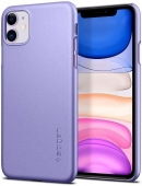 Чехол Spigen Thin Fit for iPhone 11 Light Purple
