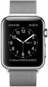 Б/У Apple Watch Series 2 42mm Stainless Steel Case with Silver Milanese Loop (MNPU2)