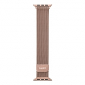 Laut Steel Loop for Watch 40/38, Rose Gold (LAUT_AWS_ST_RG)