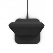Zens Stand Aluminium Wireless Charger 10W, Black (ZESC13B/00)