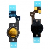 Шлейф с кнопкой Home Button Inside (Flat Cable Inside Home) iPhone 5C