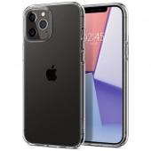 Spigen Liquid Crystal Case for iPhone 12/12 Pro, Clear (ACS01697)