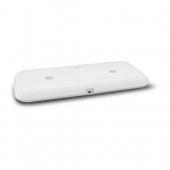 Zens Dual Fast Wireless Charger 10W, White (ZEDC02W/00)