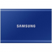 SSD накопитель Samsung T7 1 TB Indigo Blue (MU-PC1T0H/WW)