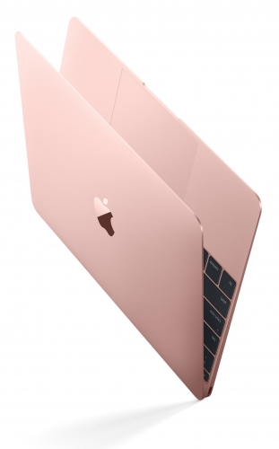 "Apple MacBook 12"" 256GB Rose Gold (MMGL2)"