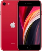 Б/У Apple iPhone SE 2020 256GB Product Red (MXVV2)
