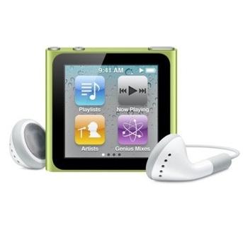 Apple iPod Nano 16Gb Green