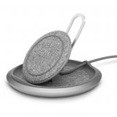 Moshi Lounge Q Wireless Charging Stand, Nordic Gray (99MO022218)