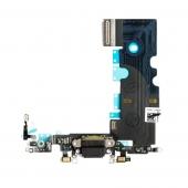 Шлейф зарядки, микрофона и GSM антенны (Flat Cable Charger) iPhone 8