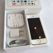 USED Apple IPhone 5s 32gb Gold