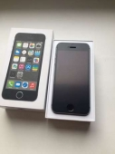 USED Apple IPhone 5s 16gb Space gray