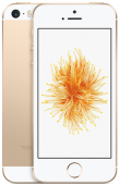 Б/У Apple iPhone SE 16GB Gold (MLXM2) - как новый