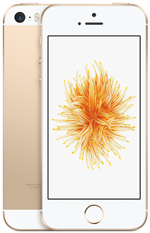 Apple iPhone SE 16Gb (Gold) UA UCRF