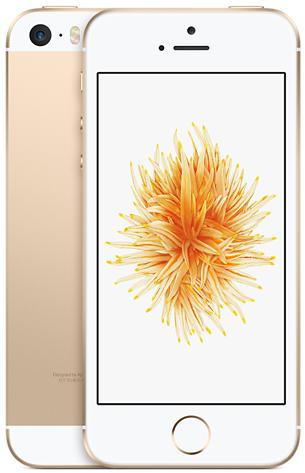 Apple iPhone SE 16Gb (Gold) UA UCRF