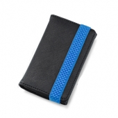 Чехол Tunewear Tunewallet для iPod Touch 4G/3G/2G, Black/Blue (IT4-TWL-02B)