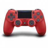 Геймпад Sony Dualshock 4 V2 Magma Red