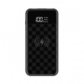Devia JU Wireless Charging PowerBank 8000mAh