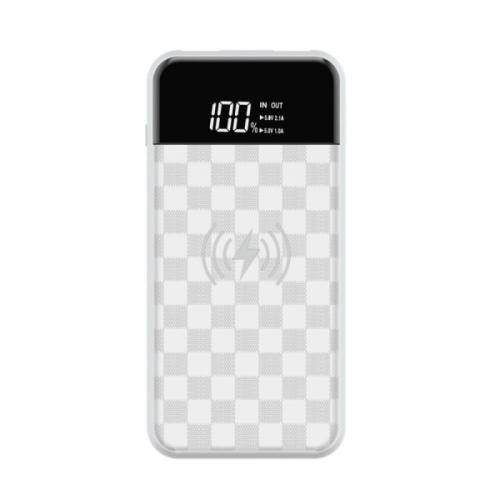 Devia JU Wireless Charging PowerBank 8000mAh