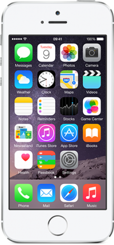 Apple iPhone 5S 16Gb (Silver) UA UCRF