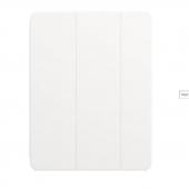 Apple Smart Folio for iPad Pro 12.9 5th Gen M1, White (MJMH3)