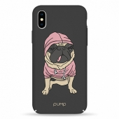 Чехол Pump Tender Touch Case for iPhone Mops