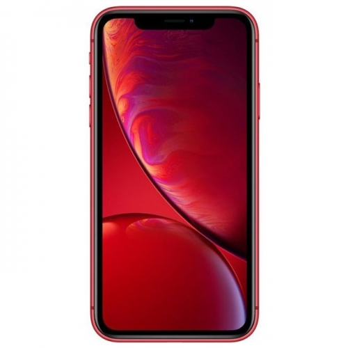 iPhone XR Dual Sim 128GB Product Red (MT1D2) - Акция