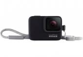 Силиконовый чехол с ремешком Sleeve + Lanyard GoPro
