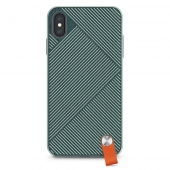 Moshi Altra Slim Hardshell Case With Strap for iPhone XS Max