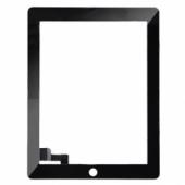 Стекло iPad 2 сенсорное черное (Сенсорный экран (touchscreen) iPad 2 black)