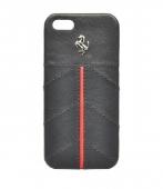 Ferrari California leather cover case for iPhone 5/5S