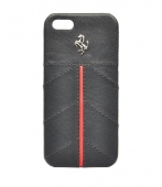 Ferrari California leather cover case for iPhone 5/5S