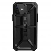UAG Monarch Case for iPhone 12/12 Pro, Black