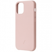 Чехол накладка Native Union Clic Classic Case for iPhone 12/12 Pro, Rose (CCLAS-NUD-NP20M)