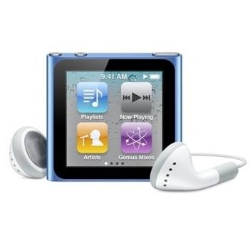 Apple iPod Nano 16Gb Blue