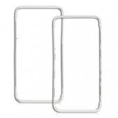 Рамка дисплея и тачскрина iPhone 4 (White)