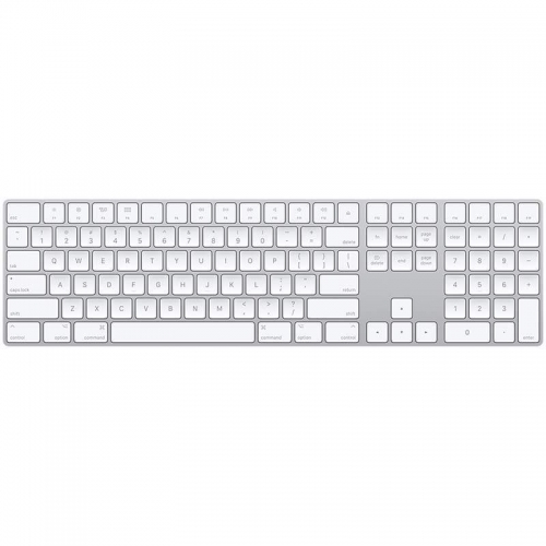 Клавиатура Apple Magic Keyboard with Numeric Keypad (MQ052)