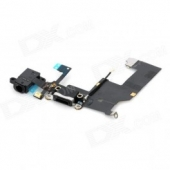Charger flat cable iPhone 5S connector with HF