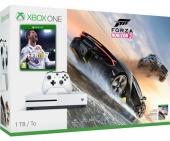 Игровая приставка Microsoft Xbox One S 1TB + Forza Horizon 3