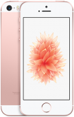 Б/У Apple iPhone SE 16GB Rose Gold (MLXN2) - как новый