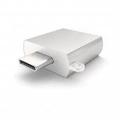 Адаптер Satechi Type-C USB Adapter Silver (ST-TCUAS)