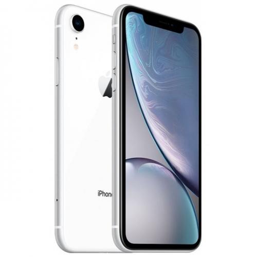 Apple iPhone XR 256GB White Dual SIM