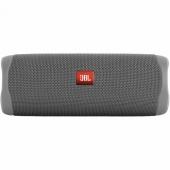 Портативная акустика JBL Flip 5 Gray (JBLFLIP5GRY)